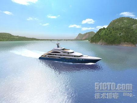 xp高清壁纸船