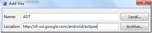 Android开发之旅:环境搭建及HelloWorld