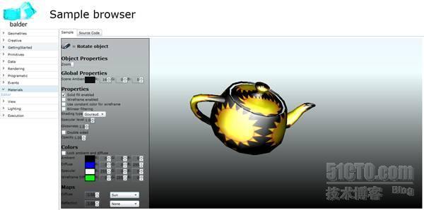 silverlight c# 游戏开发:balder的3d世界