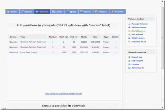《Vmware vSphere 5.0系列教程之五 存储简介及配置openfiler存储》