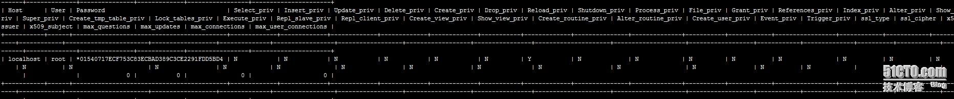 如何设置服务器安全及root权限丢失怎么办,user表没了-chenhao&rongrong